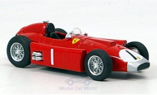 Ferrari D50 1/43 Brumm 1956 J.M.Fangio ohne Vitrine modellautos