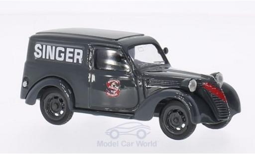Fiat 1100 1950 1/43 Brumm Furgone Singer 1950 miniature