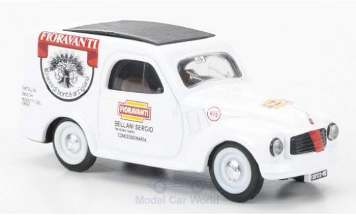 Fiat 500 F 1/43 Brumm C urgoncino ioravanti 1950 diecast model cars