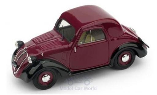 Fiat 500 1/43 Brumm A 1.Serie rot/schwarz 1936