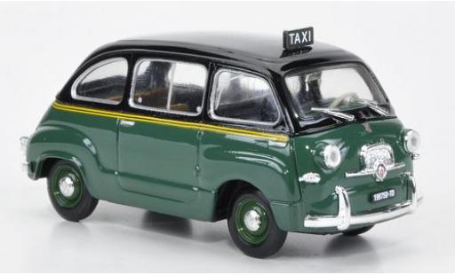 Fiat 600 1/43 Brumm Multipla Taxi Torino 1956