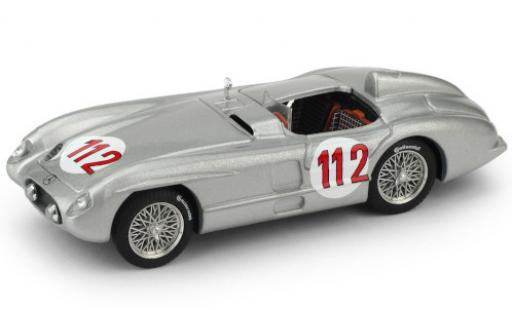 Mercedes 300 1/43 Brumm SLR No.112 Targa Florio 1955 J.M.Fangio/K.Kling miniature