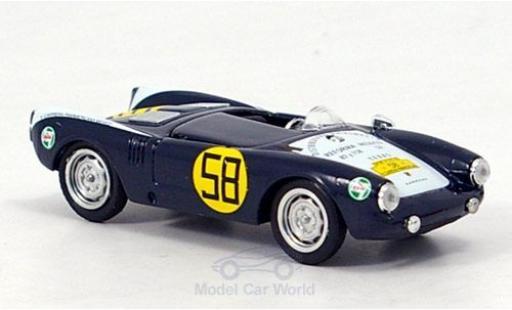Porsche 550 1/43 Brumm RS No.58 Carrera Panamericana 1954 Segura/H.Linge miniature