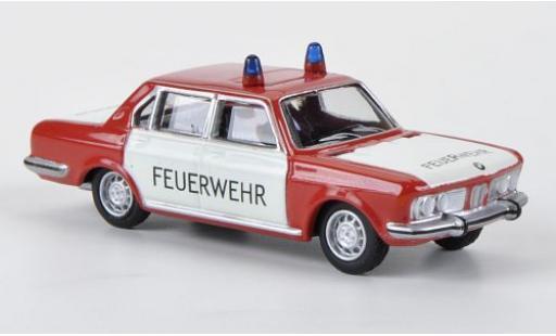 Bmw 2800 1/87 Bub Feuerwehr ELW diecast model cars