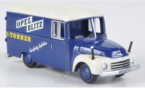 Opel Blitz 1/87 Bub 1.75t Kasten miniature