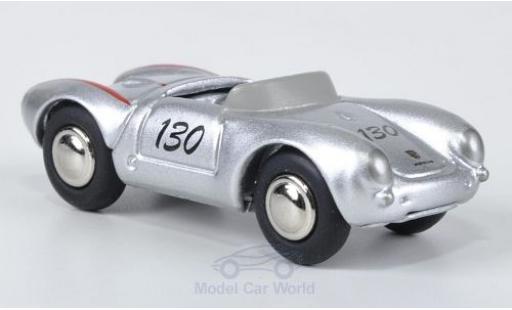 Porsche 550 1/87 Bub Spyder grise No.130 miniature