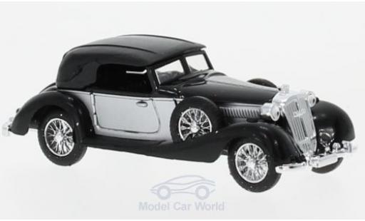 Horch 853 1/87 Busch Cabriolet noire/grise 1933 miniature