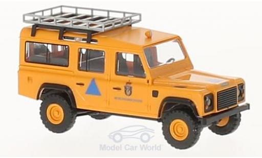 Land Rover Defender 1/87 Busch Katastrophenschutz DK Kommandowagen miniatura