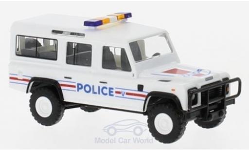Land Rover Defender 1/87 Busch Polizei Frankreich 1983 miniatura