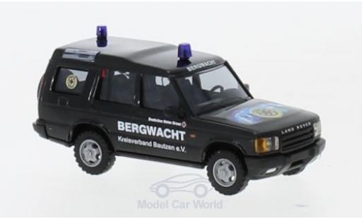 Land Rover Discovery 1/87 Busch Bergwacht 1998 miniature