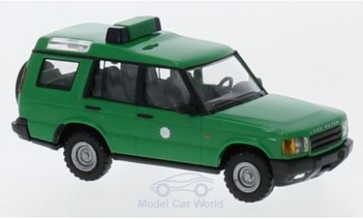 Land Rover Discovery 1/87 Busch Bundespolizei 1998 miniature