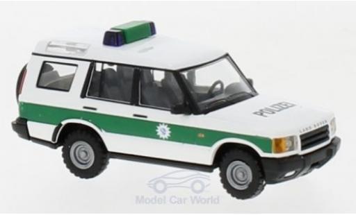 Land Rover Discovery 1/87 Busch Polizei Bayern 1998 miniature