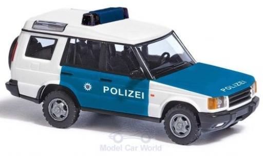 Land Rover Discovery 1/87 Busch Polizei Thüringen 1998 miniature