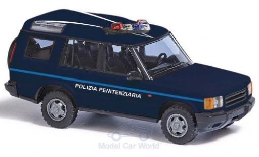 Land Rover Discovery 1/87 Busch Polizia Penitenziaria 1998 miniature