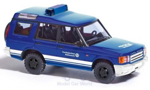 Land Rover Discovery 1/87 Busch THW 1998 miniature