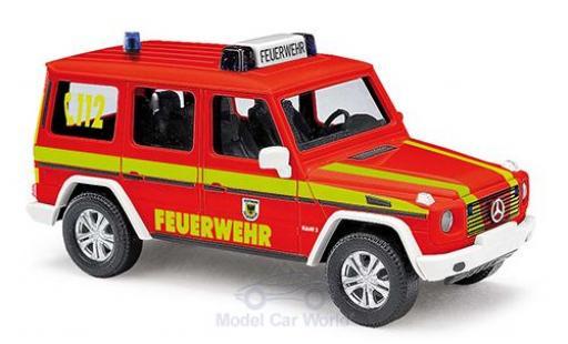 Mercedes Classe G 1/87 Busch Feuerwehr Dortmund 1990 miniature
