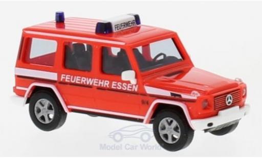 Mercedes Classe G 1/87 Busch Feuerwehr Essen 1990 miniature