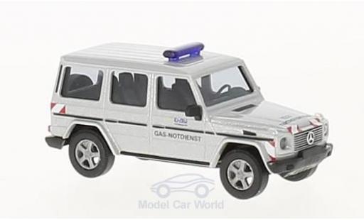 Mercedes Classe G 1/87 Busch Gas-Notdienst 1990 miniature