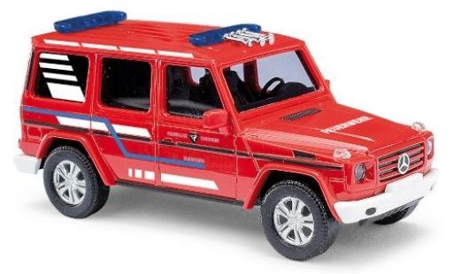 Mercedes Classe G 1/87 Busch (W463) Feuerwehr Taufkirchen 2008 miniature