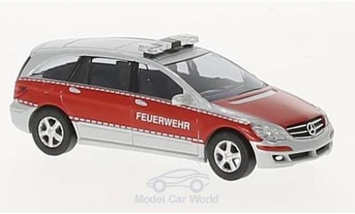 Mercedes Classe R 1/87 Busch Feuerwehr 2006 miniature