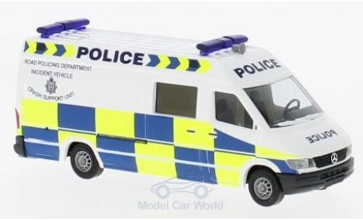 Mercedes Classe GLA 1/87 Busch Sprinter Polizei England 1995 miniature