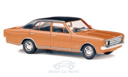 Opel Rekord 1/87 Busch C kupfer/noire 1966 miniature