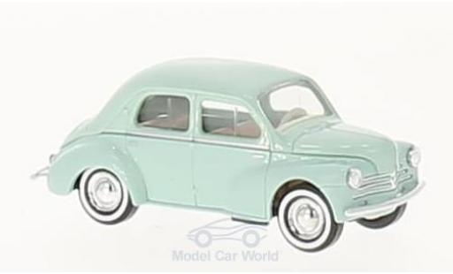 Renault 4CV 1/87 Busch verte 1958 miniature