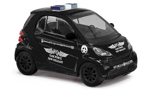 Smart ForTwo 1/87 Busch Fortwo Task Force New Orleans 2012 miniature