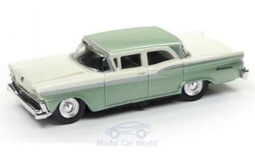 Ford Fairlane 1/87 Classic Metal Works metallise verte/beige 1959 miniature