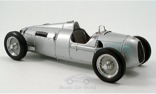 Auto Union Typ C 1/18 CMC 1936 gefertigt aus 1026 Teilen ohne Vitrine diecast