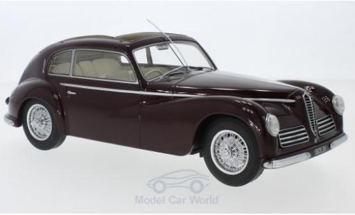 Alfa Romeo 6C 2500 1/18 CMF 2500 Sport Freccia d Oro Cabrio Coupe dunkelred RHD 1949 diecast