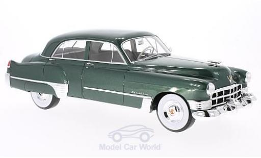 Cadillac Series 62 1/18 CMF Touring Sedan metallise green 1949 diecast model cars