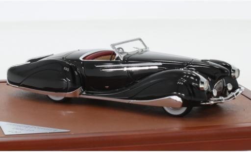 Delahaye 135 1/43 CMF M Figoni & Falaschi noire RHD Narval 1947 miniature