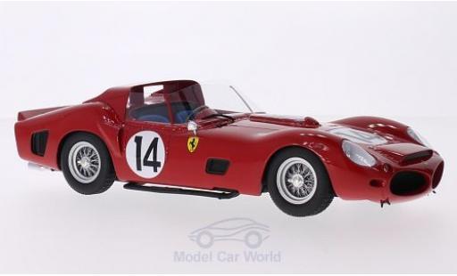 Ferrari 330 1/18 CMF TRI/LM No.14 1962 miniature
