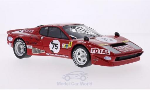 Ferrari 365 1/18 CMF GT4 BB Competizione No.75 N.A.R.T. IMSA 24h Le Mans 1977 F.Migault/L.Guitteny miniature