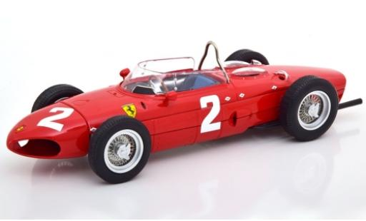 Ferrari 156 1/18 CMR Sharknose No.2 Formel 1 GP Italien 1961 P.Hill miniature