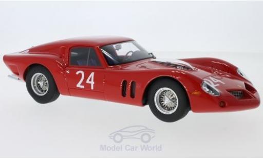 Ferrari 250 GT 1/18 CMR GT Drogo No.24 24h Le Mans 1963 Testversion miniature