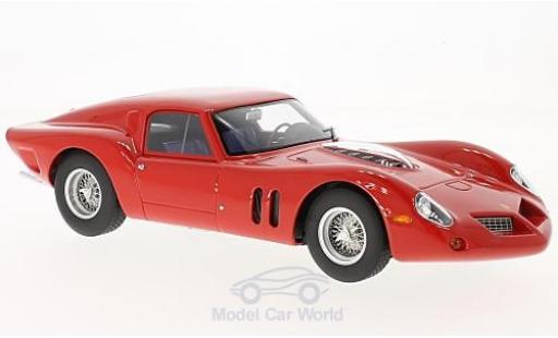 Ferrari 250 GT 1/18 CMR Drogo rojo 1963 coche miniatura