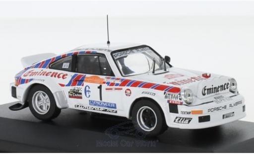Porsche 911 1/43 CMR SC Gr.4 No.1 Almeras Eminence Rallye WM Rallye San Remo 1981 W.Röhrl/C.Geistdörfer diecast