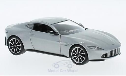 Aston Martin DB1 1/36 Corgi 0 grey RHD James Bond Spectre diecast