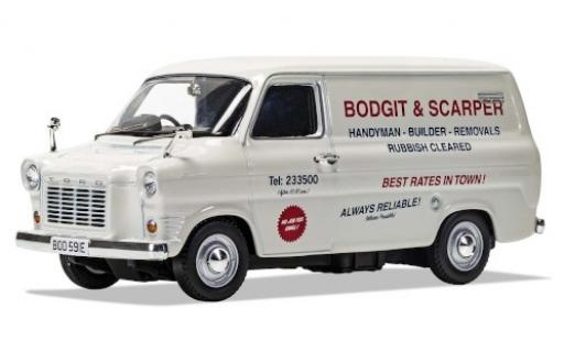 Ford Transit 1/43 Corgi MkI Diesel RHD Bodgit and Scarper miniature
