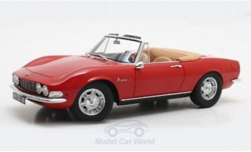 Fiat Dino 1/18 Cult Scale Models Spyder rouge 1966 miniature
