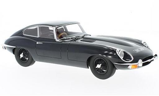 Jaguar E-Type 1/18 Cult Scale Models Coupe Series 2 bleue RHD 1968 sans Vitrine miniature