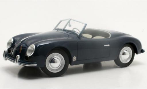 Porsche 356 1/18 Cult Scale Models America Roadster blue 1952 diecast model cars