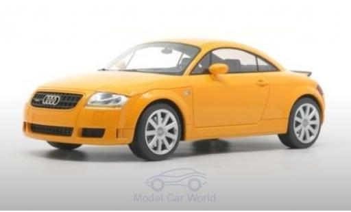 Audi TT 1/18 DNA Collectibles 3.2 orange 2003 miniature