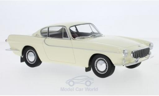 Volvo P1800 1/18 DNA Collectibles beige 1961 miniature