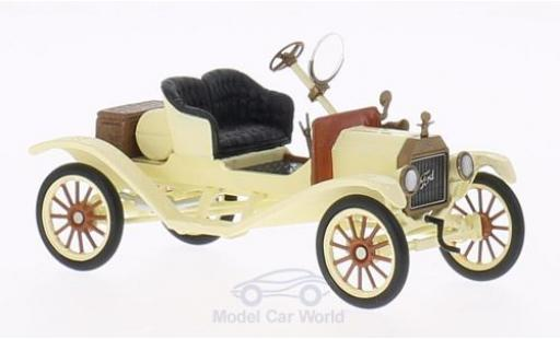 Ford Model T 1/43 Dongguan Speedster beige 1915 miniature