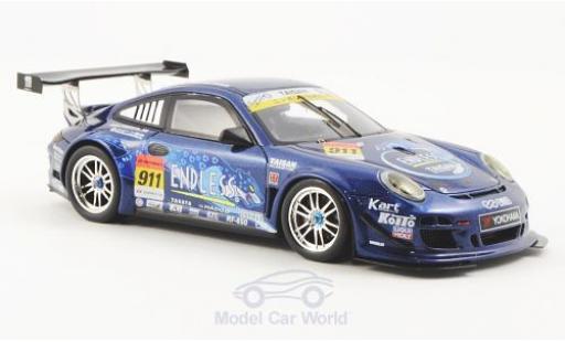 Porsche 997 SC 1/43 Ebbro No. Endless Taisan Super GT 300 2012 L.Mineo/N.Yokomizo miniature