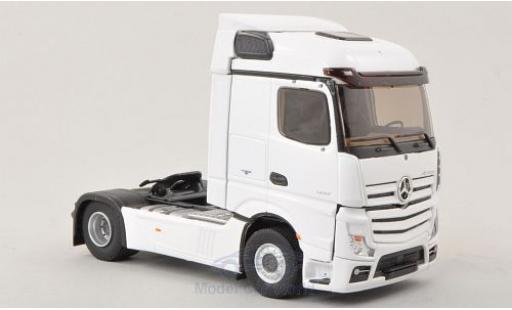 Mercedes Actros 1/43 Eligor MP4 Streamspace white Solo-Zugmaschine
