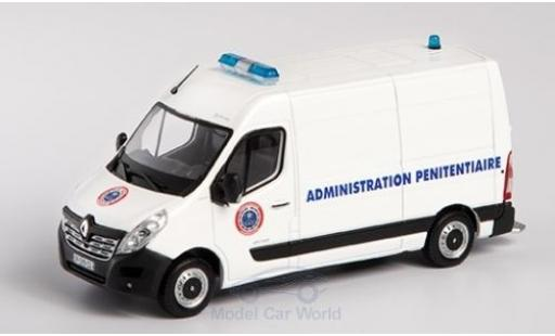 Renault Master 1/43 Eligor Administration Penitentiaire